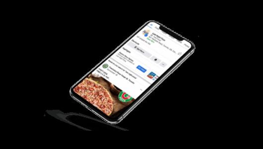 Social Media Post of Late Night Pizza