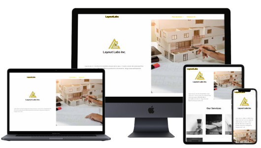 Layout Labs Responsive design